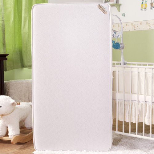 L.A. Baby Nature Plus I 2-in-1 Crib Mattress