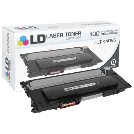 Get LD Replacement CLT-K409S Black Laser Toner Cartridge for use in Samsung CLP-315, CLP-310, CLP-310N, CLP-315W, CLX-3170, Before Special Offer Ends