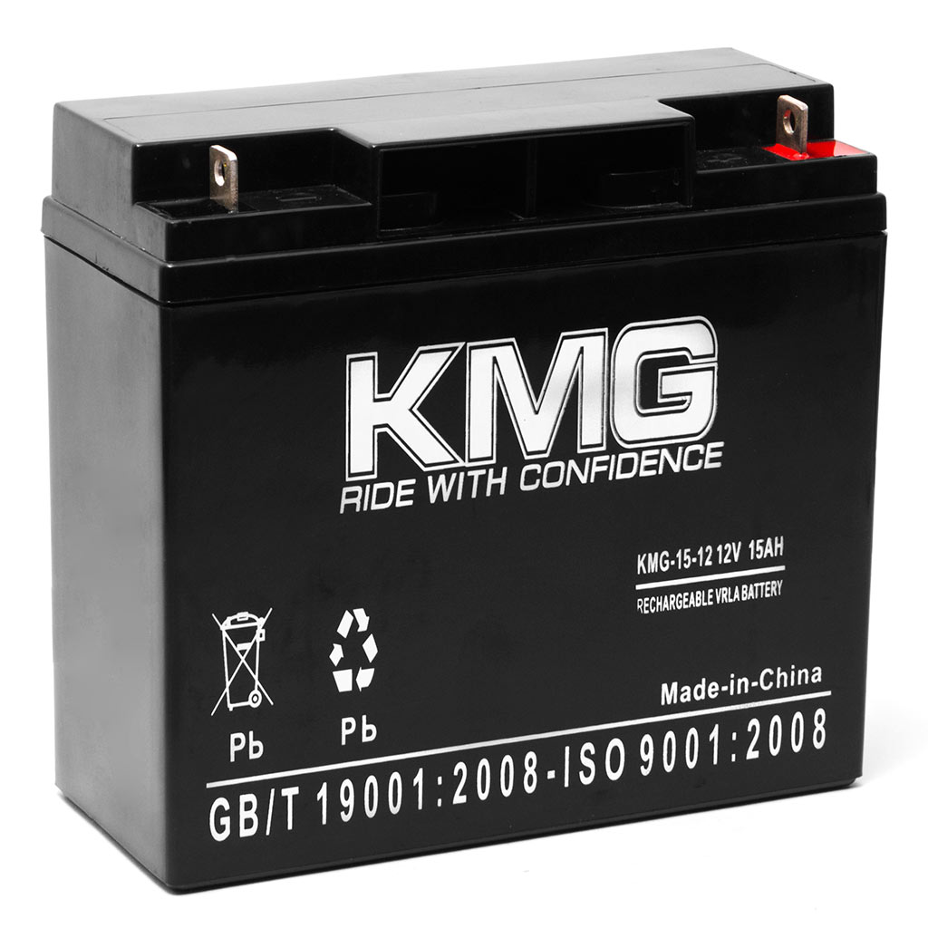 KMG 12V 15Ah Replacement Battery for Replacement Battery for Werker WKA12-18NB