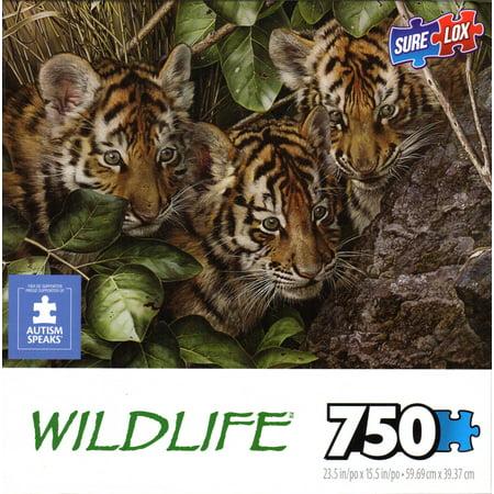 750 PC WILDLIFE PUZZLE](Wildlife Puzzles)