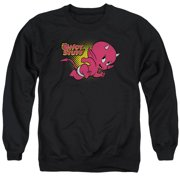 Hot Stuff Little Devil Mens Crewneck Sweatshirt