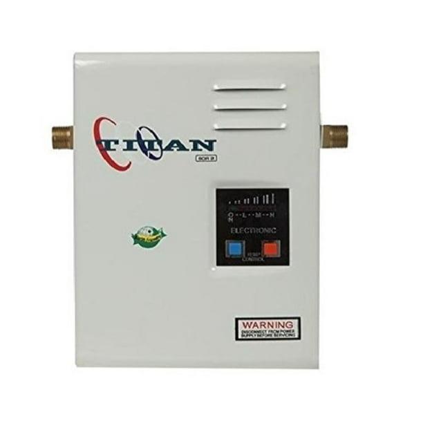 Titan Electric Tankless Water Heater Walmart Com Walmart Com