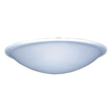 PLC Lighting 5512 BK Valencia Collection 1 Light Ceiling in Black Finish