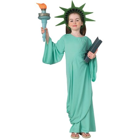 Statue Of Liberty Costumes For Adults (Morris costumes RU11259LG Statue Of Liberty Child)