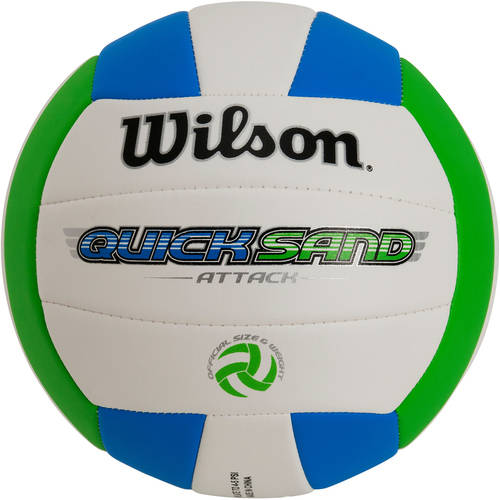 Wilson Quicksand Spike AVP-Endorsed Outdoor Volleyball
