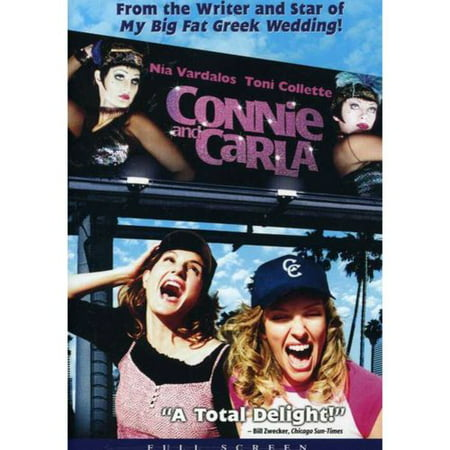 Connie And Carla (Full Screen Edition) [DVD] (Halloweentown Full Movies)