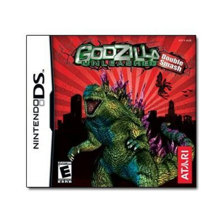 Godzilla Unleashed - Nintendo DS (Godzilla Games)