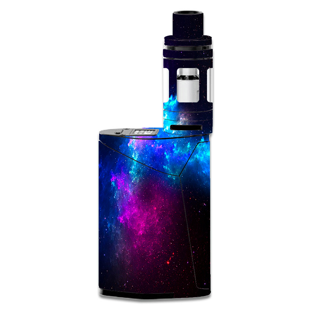 Skins Decals For Smok Gx350 Kit Vape Mod / Galaxy Space Gasses