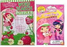 STRAWBERRY SHORTCAKE LUNCHEON NAPKINS PARTY SUPPLIES LOT OF 2 PACKAGES