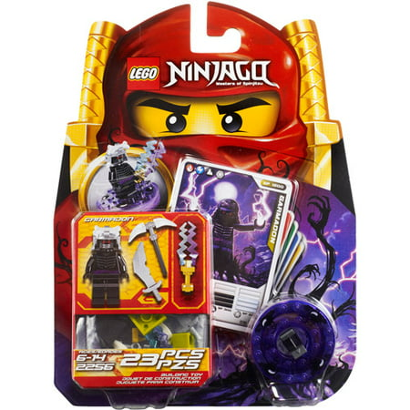 LEGO Ninjago Lord Garmadon (Ninjago Black)