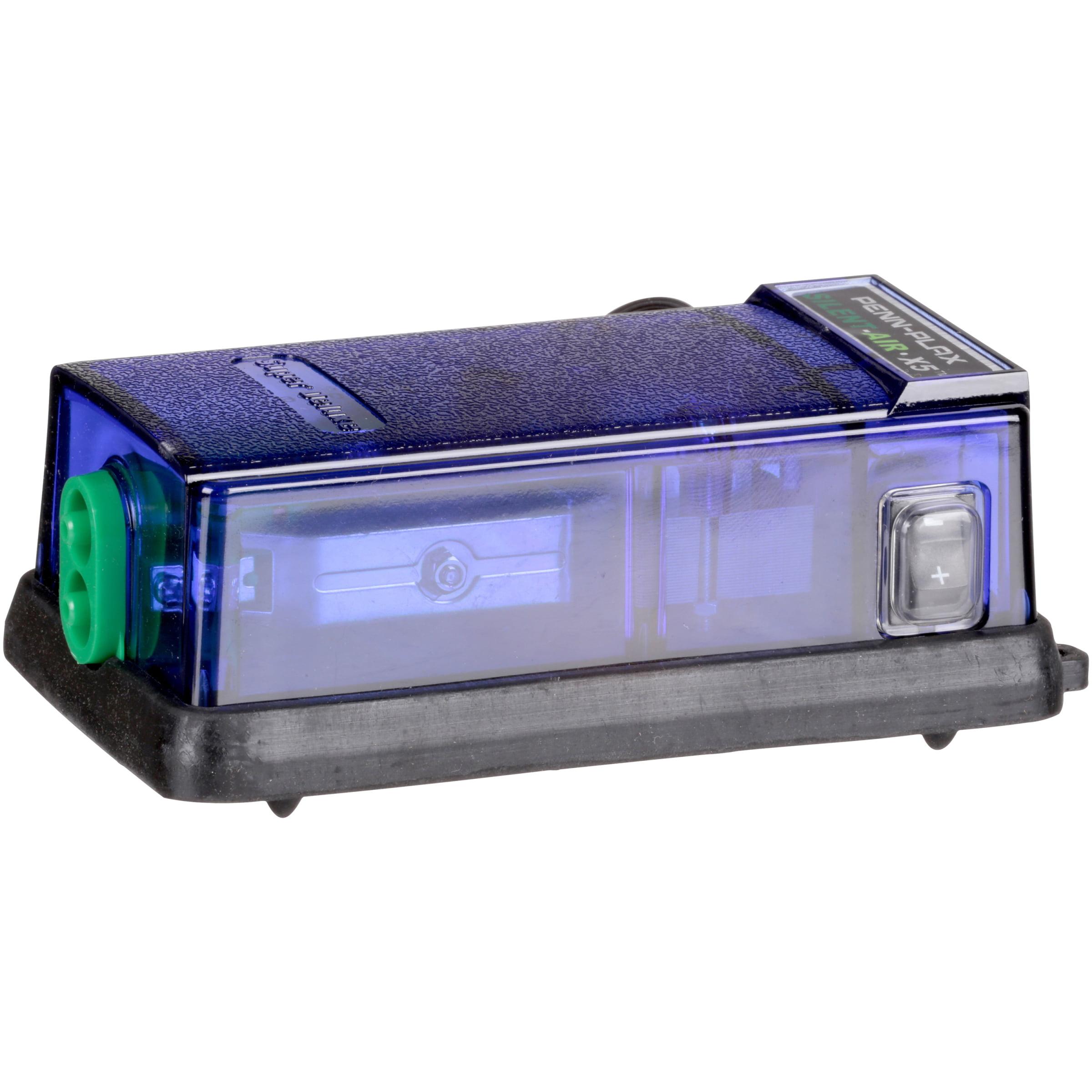 Penn-Plax® Silent Air X5 Aquarium Air Pump