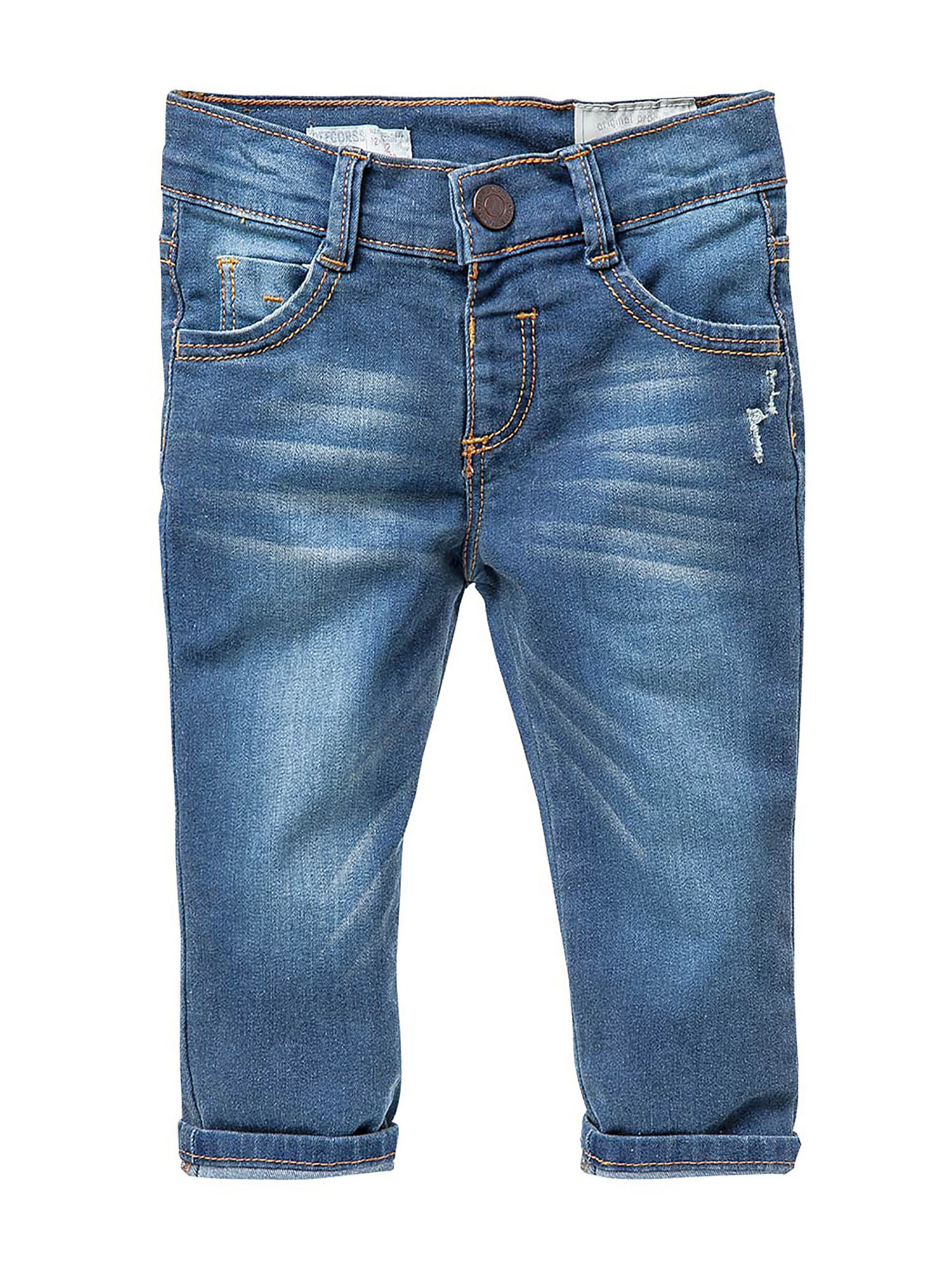 OFFCORSS Toddle Boy Stylish Denim Jeans For Kids Pantalones Para Niños