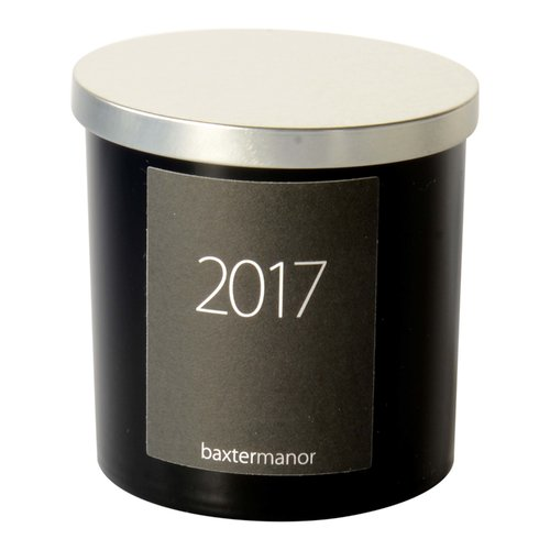 Baxter Manor #OurHistoryCollection 2017 Scented Designer Candle