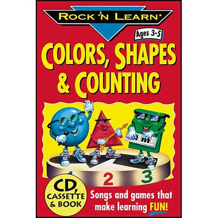 Rock'N Learn - Colors Shapes & Counting ... - blog.naver.com