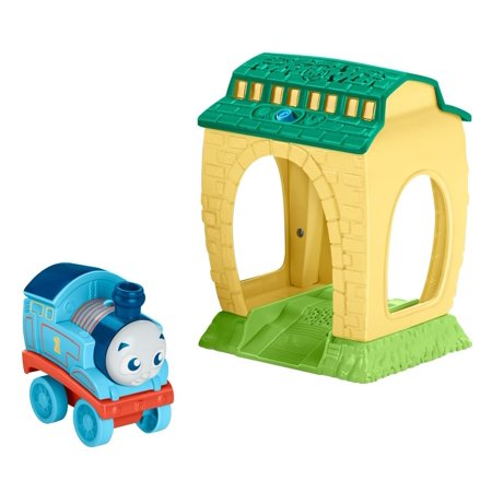 - Fisher-Price My First Thomas & Friends Day to Night Projector, ​Thomas & Friends Day to Night Projector includes rolling Thomas toy train and Tidmouth Sheds destination By FisherPrice