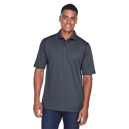 - Ash City - Extreme 85108 Men's Eperformance™ Shield Snag Protection Short-Sleeve Polo