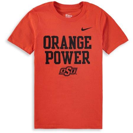 Oklahoma State Cowboys Nike Youth Team Mantra T-Shirt - Orange ()
