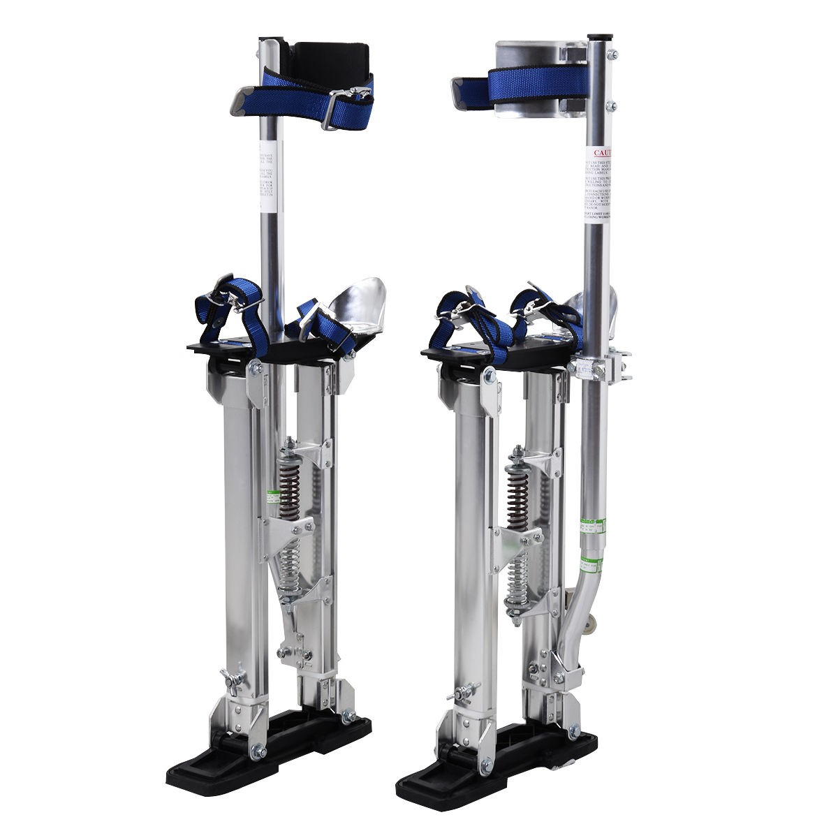 24-40 Inch Drywall Stilts Aluminum Tool Stilt For Painting Painter Taping by Apontus