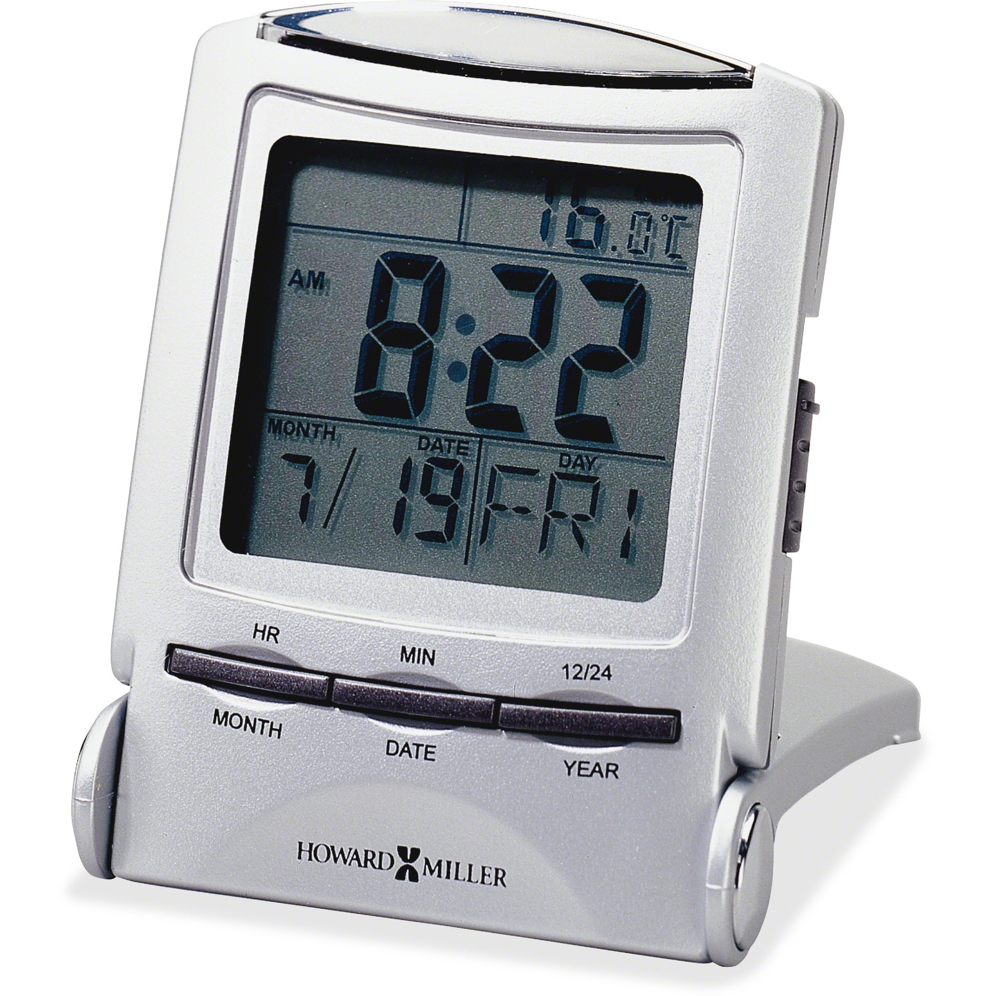 Howard Miller, MIL645358, Travel alarm Clock, 1