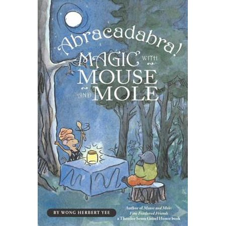 Abracadabra! Magic with Mouse and Mole - eBook