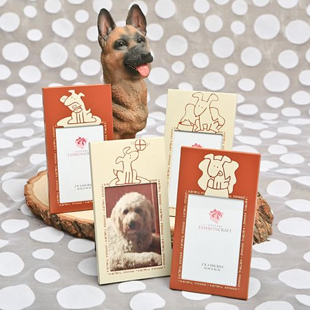 160 Dog Theme Frames Four Assorted Walmartcom