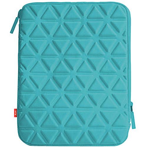 iLuv Belgique Foam-Padded Sleeve for iPad mini, Teal