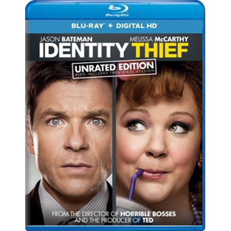 Identity Thief (Blu-ray) (Identity Blu Ray)