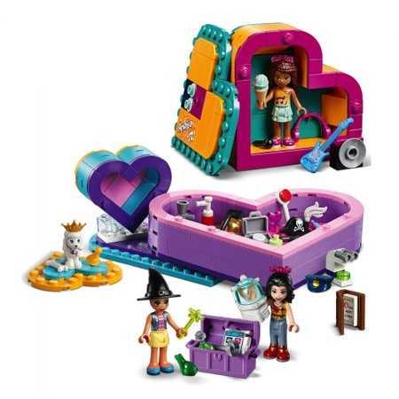 f3b99bf9f1c2b LEGO Friends Heartbox - Andrea & Friendship Pack