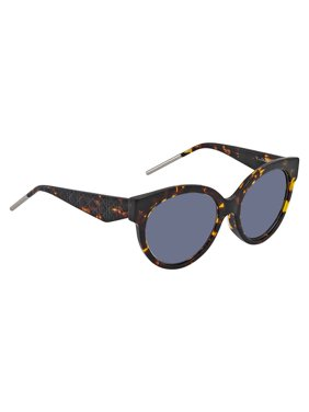 0634a5004a5a0 Product Image Dior Very Dior Blue Cat Eye Ladies Sunglasses VERYDIOR1NF  TVZ55KU 51