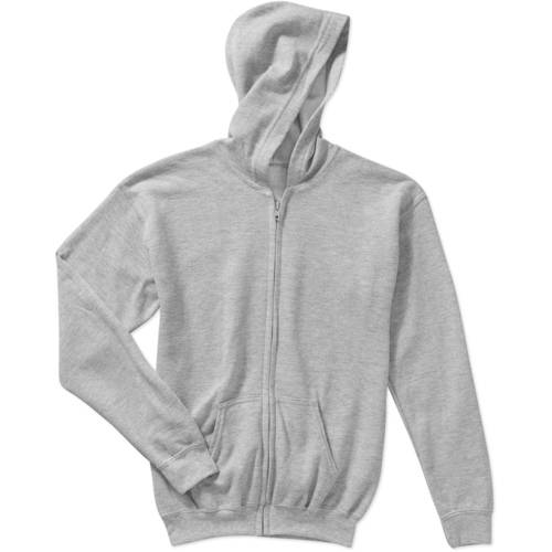 Gildan Kids Full Zip Hooded Sweatshirt