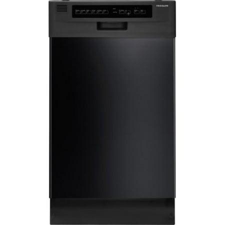 - Frigidaire FFBD1821MB 18 Built-In Dishwasher - Black [Black]
