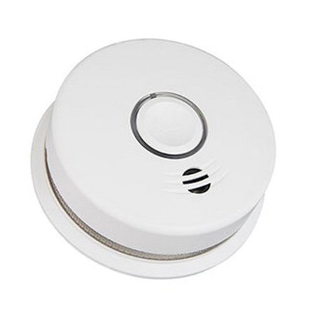 Kidde P4010ACS AC Hardwired Photoelectric Smoke Alarm 120 Volt AC