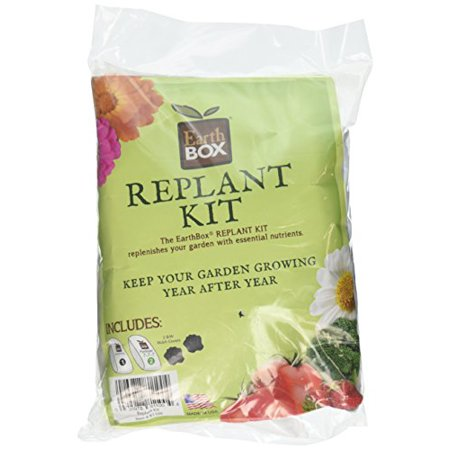 - EarthBox Replant Kit - Replenishes Garden w/ Essential Nutrients