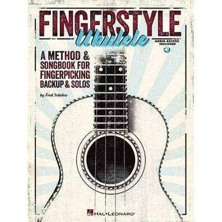 Fingerstyle Ukulele (Fingerstyle Collection)