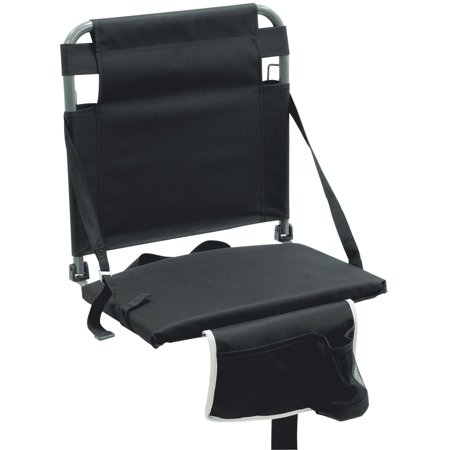 Bleacher Boss Stadium Seat - Black
