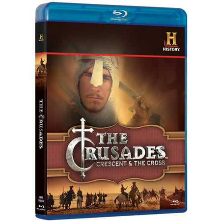 The Crusades: Cresent & The Cross (Blu-ray)