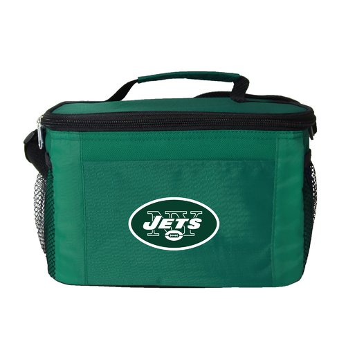 New York Jets 6-Pack Cooler Bag