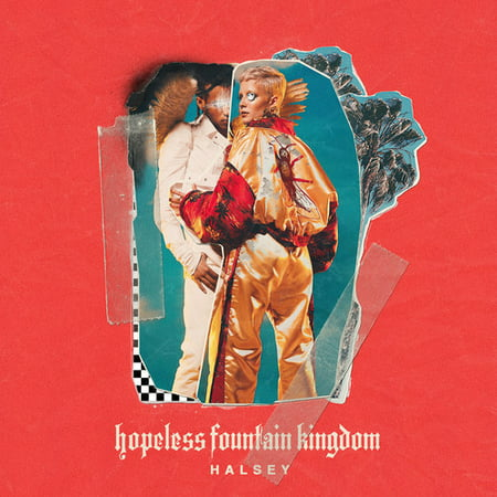 Poly Line Cd / Dvd (Halsey -Hopeless Fountain Kingdom (CD + DVD))