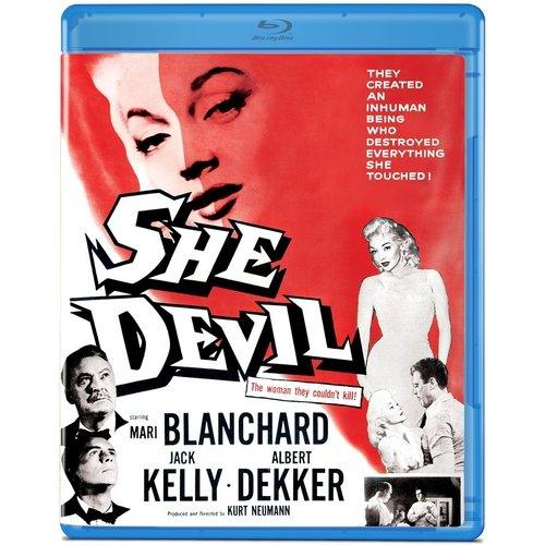 She Devil (Blu-ray) (Anamorphic Widescreen)