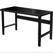 HALLOWELL HWB6030S-ME Workbench, 12 ga. Steel Top, 60inWx30inD