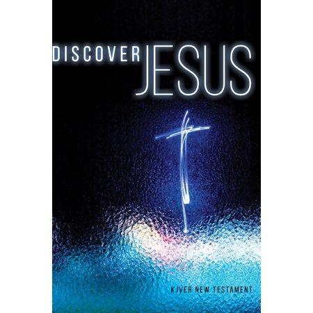 KJVER Discover Jesus New Testament Soft Cover : King James Version Easy
