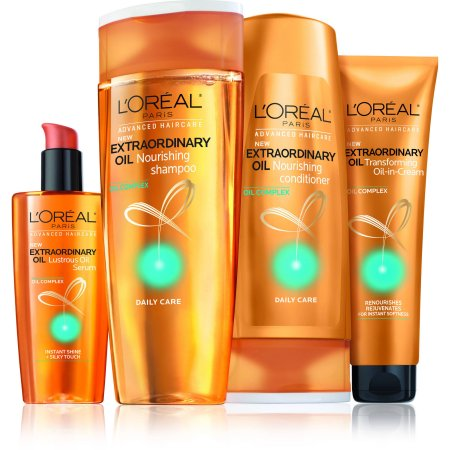 L'Oreal Paris Advanced Haircare Extraordinary Oil Collection
