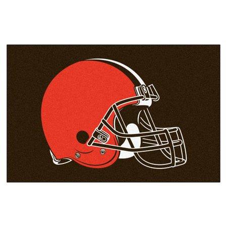 Cleveland Indians Utility Mat (NFL Cleveland Browns Starter Mat )