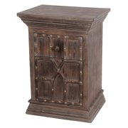 Privilege International 1 Door Accent Stand with Drawer