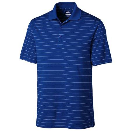 Cutter & Buck Men's Drytec Franklin Stripe Polo Shirt ()