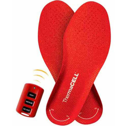 ThermaCell Men's Rechargeable Heated Insole