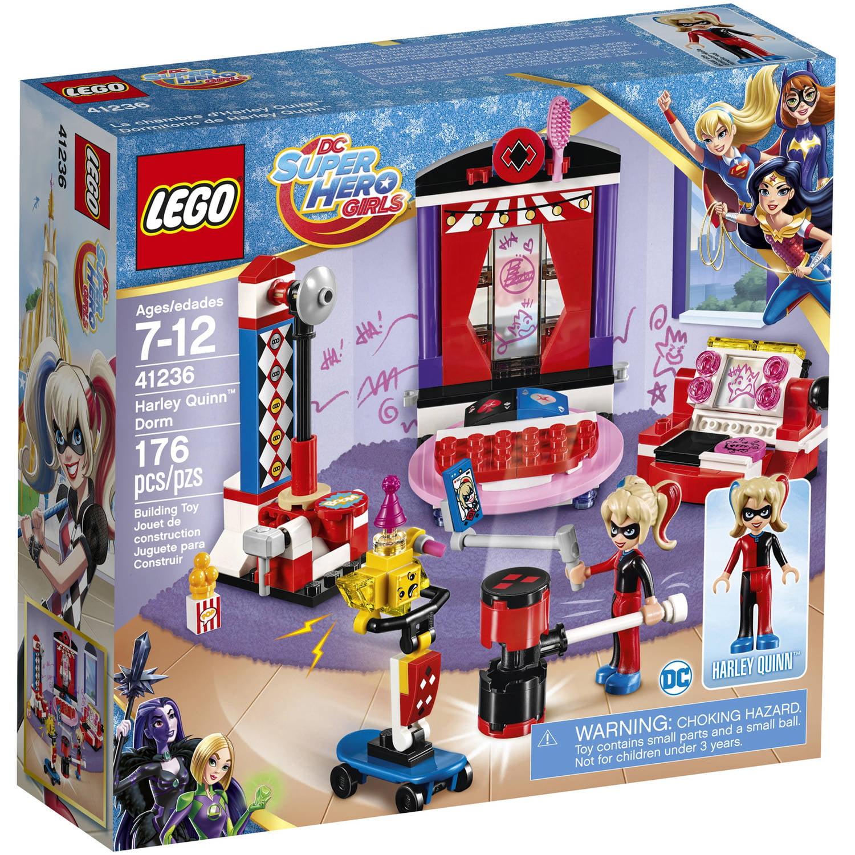 Lego DC Super Hero Girls Harley Quinn Dorm 41236 by LEGO Systems, Inc.