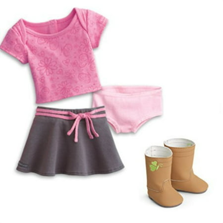 american girl myag true spirit outfit for 18 - School Spirit Outfit Ideas