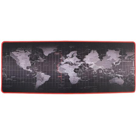 TSV Pro Gaming Mouse Pad Extended - Precision Tracking Surface, Non-Slip Base, Anti-Fray Stitching for World of (Best Gaming Computer For Wow)