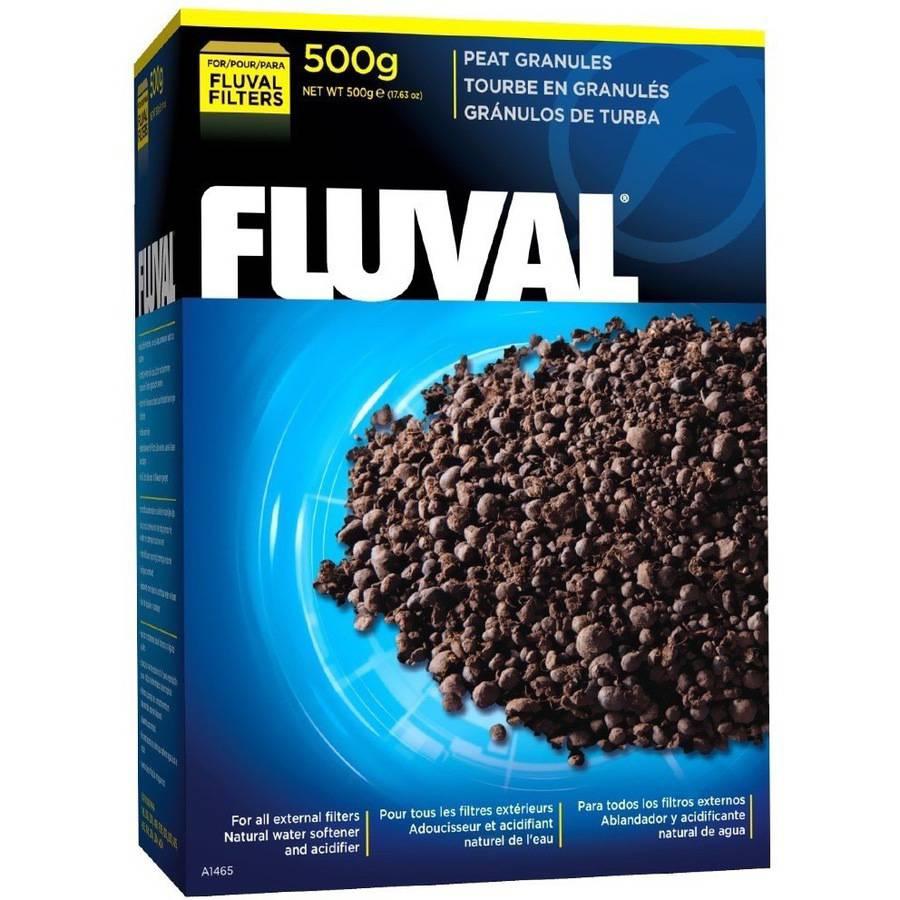 Fluval Peat Granules, 500 gram, 17.6 oz